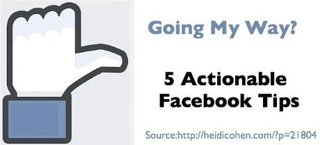 Facebook Users: What Do They Mean For Your Marketing - Heidi Cohen   brand influencers social media marketing   Scoop.it