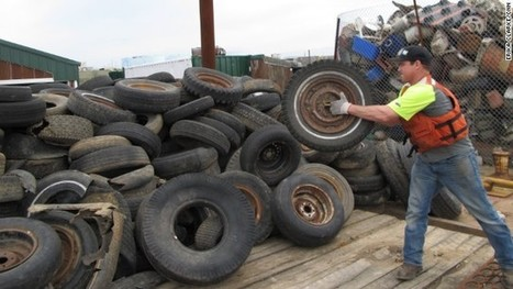 Taking out the rivers' trash, one piece at a time | American Watersheds | Scoop.it