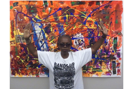 Hands Up, Don't Shoot: Artists fom Saint Louis respond to the Michael Brown killing | Art Daily | Kiosque du monde : Amériques | Scoop.it