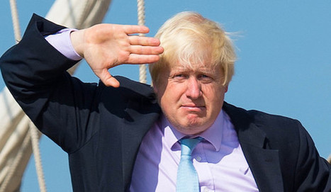 Boris Johnson's Surprising Comments About Iran in 2006 | whynotblogue | Scoop.it