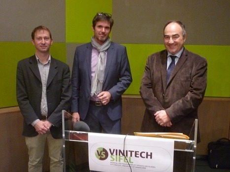 Agri Sud-Ouest Innovation accompagne la viticulture | Agriculture Aquitaine | Scoop.it