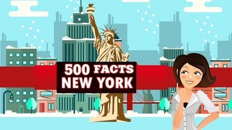500 Facts New York - Android Apps on Google Play | Sports games | Scoop.it
