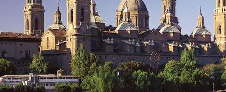 Basilique Nuestra Señora del Pilar de Saragosse en Espagne   Spain.info en français   Saragosse  -   Goya, l'enfant du pays   Scoop.it