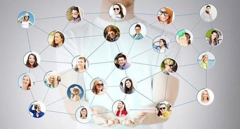 Les réseaux sociaux professionnels, un espace infini | L'actualité des réseaux sociaux | Scoop.it