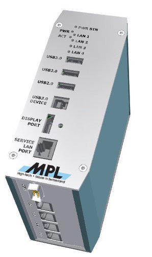 MPL CEC10 Compact Embedded Computers Feature Bay Trail SoCs, 5 Gigabit Ports, Rugged Enclosures | Embedded Systems News | Scoop.it