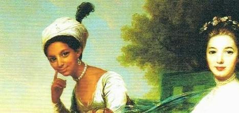 Dido Elizabeth Belle, la esclava que vivió como rica en Londres | J'écris mon premier roman | Scoop.it