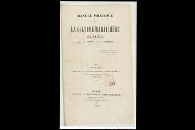 Renversant: ce manuel français du XIXe siècle va nourrir le monde de demain | Initiatives Insolites et Malignes | Scoop.it
