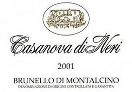 brunello di montalcino casanova di neri 2001 | Wine in Tuscany | Scoop.it