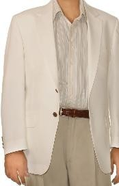Stylish White Blazer For Men @ MensUSA | Mens Personality development | Scoop.it