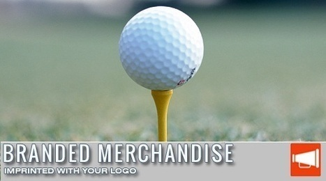 Why Golf items continue to work well as Promotional Gifts | Marketing Products | Scoop.it