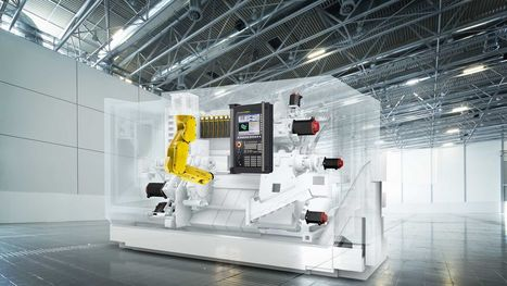 These industrial robots teach each other new skills while we sleep | dataInnovation | Scoop.it