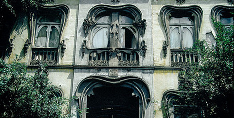 Colonia Roma, Barrio Mágico de la Ciudad de México | México Desconocido | Mexico | Scoop.it