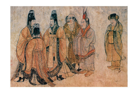 Mongols China and the Silk Road: On the Road to Paradise | Ancient Asian cities | Scoop.it