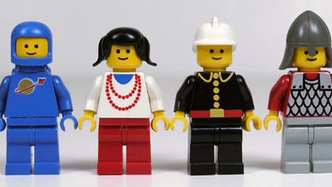 Researcher Says Lego Minifigs Aren't as Happy as 25 Years Ago | codice a mano | Scoop.it