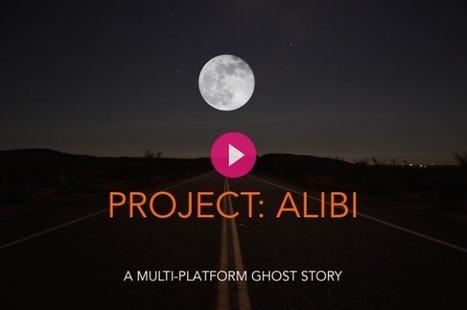 Project: Alibi – your scary Hallowe'en rabbit hole! | Digital Cinema - Transmedia | Scoop.it