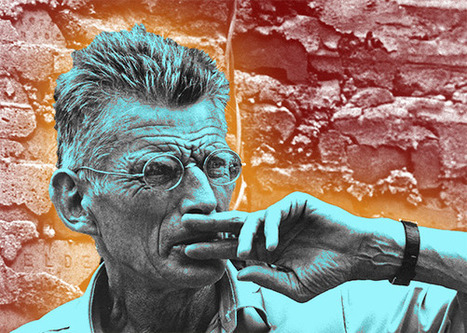 """Robert Pinsky on """"Cascando"""" by Samuel Beckett - A Classic Love Poem Wracked by Its Own Contradictions 