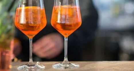 Comment Aperol a fabriqué la «spritzmania» ! - Enjeux - Les Echos.fr | Charliban Francophone | Scoop.it