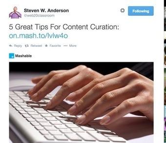 Should Students Become Content Curators?   Edtech PK-12   Scoop.it