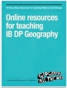 Free Technology for Teachers: Free iBook - 16 Online Resources & Ideas for Teaching Geography   Home School   Scoop.it