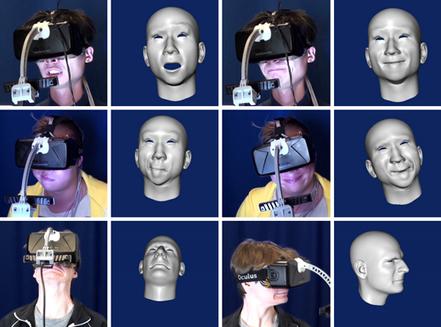 #Oculus logra que tu avatar imite tus gestos en el mundo virtual   #inLearning + HCI   Scoop.it