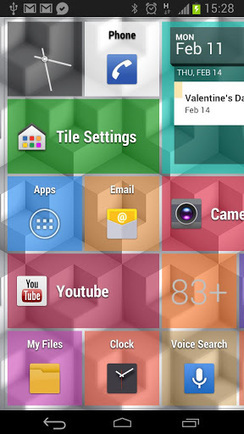 Tile Launcher Pro v1.42 | ApkLife-Android Apps Games Themes | EduDroid | Scoop.it
