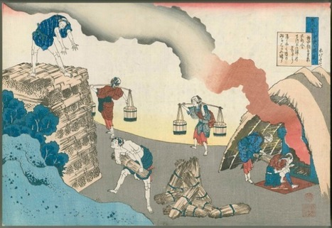 Barbara S. Bowman Collection of Ukiyo-e On View at LACMA | Artinfo | estampes  japonaises | Scoop.it