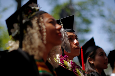 Black-white disparity in student loan debt more than triples after graduation | Brookings Institution | digital divide information | Scoop.it