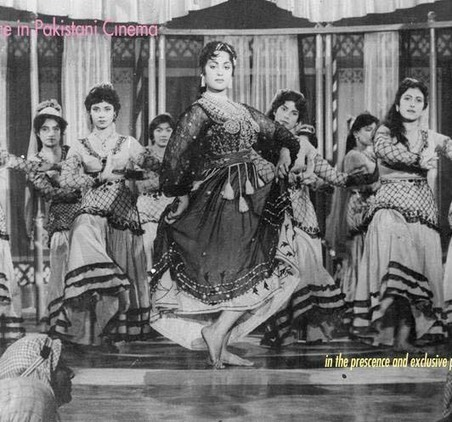 The lost art of dance in Pakistani cinema | Classical Dance in Indian Cinema | Scoop.it