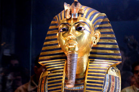 """King Tut's Burial Mask Has Been """"Irreversibly Damaged"""" 