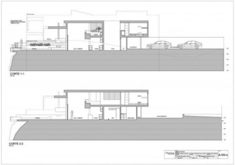 Contemporary Beach House in South of Lima by Vértice Arquitectos ... | Beautiful Beach Houses | Scoop.it