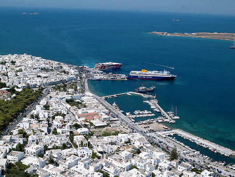 A new ferry connection for Paros   Greek island lifestyle   Scoop.it