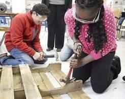 Bowie, Maryland students dig into school garden | School Gardening Resources | Scoop.it