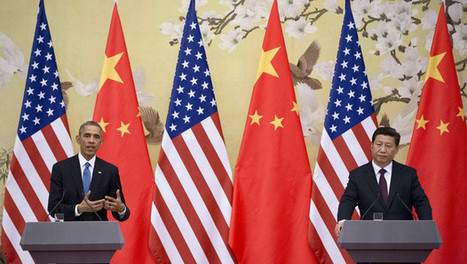 China-U.S. Move to Curb Global Warming Loosens Climate Logjam in Developing World | Sustain Our Earth | Scoop.it