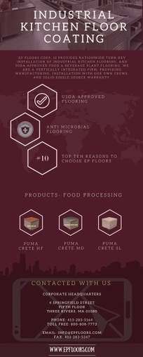Industrial Kitchen Floor Coating.jpg   Food Processing Flooring ll Food Grade Flooring   Scoop.it