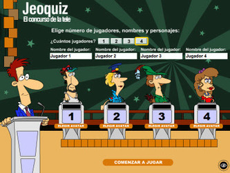Educación tecnológica: JeoQuiz: concursos para la clase | EDUCATIC | Scoop.it