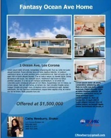 Free Real Estate Flyer Templates | Real Estate Flyers and Marketing | Scoop.it