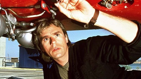 3 Ways to Become the MacGyver of Digital Marketing | Surviving Social Chaos | Scoop.it