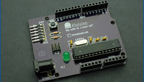Another Arduino clone is the last thing the world needs | Arduino, Netduino, Rasperry Pi! | Scoop.it