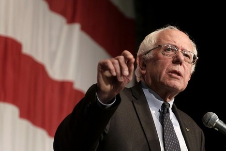 What Bernie Sanders Can Bring to Liberty University | Gender, Religion, & Politics | Scoop.it