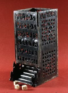 Vettweiß−Froitzheim, Dice Tower - 4th Century AD | Archaeology Articles and Books | Scoop.it