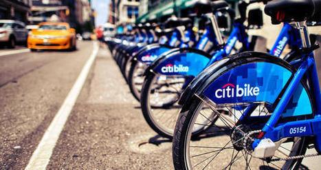 L'optimisation du partage de vélos, nécessaire à une smart city plus écologique ? | L'Atelier : Accelerating Innovation | Mobilités digitales | Scoop.it