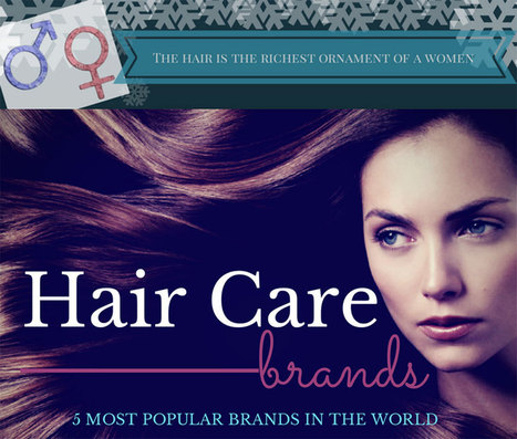Top 5 hair care brands in the world | Radical Heat Dispersal System through Thermostatically Controlled Roof Ventilation | Scoop.it