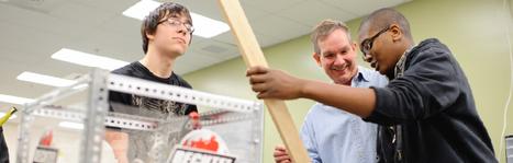 Bechtel Corporation: Bechtel-Sponsored Teams Compete in FIRST® Robotics World Championship | STEM Advocate | Scoop.it