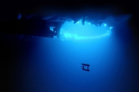Robot Survey Suggests Antarctic Sea Ice Is Thicker And More Deformed Than Previously Believed | IFLScience | EDUCACIÓN, CONOCIMIENTO Y DEMOCRACIA. | Scoop.it