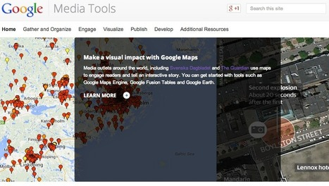 Introducing Google Media Tools for Newsgathering and Publishing | tice-maroc | Scoop.it