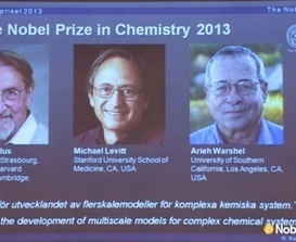 Nobel Prize in Chemistry awarded to three American scientists for marrying ... - PBS NewsHour | Chemistry | Scoop.it