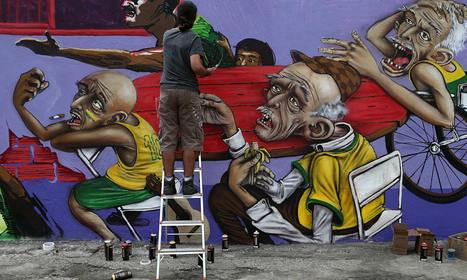 Brazil's World Cup party can't hide the country's tensions | Brasil World Cup | Scoop.it