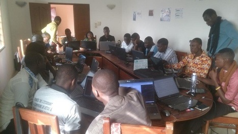 Une imagerie pour OpenStreetMap Bénin | Cartographie collaborative | Scoop.it