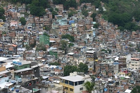 Tour of Rio's Favelas Shows Hope and Ingenuity | Rio+20 now | Scoop.it