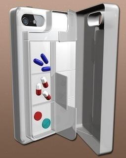 MedeStat, un pilulier connecté comme étui de smartphone | Communication Santé | Scoop.it